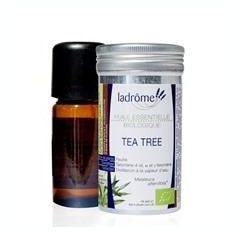 Ulei Esential de Tea Tree Bio Ladrome 10ml Cod: 3486330018002 - Ulei aromaterapie