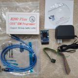 Programator KM - BMW R280 Plus CAS4 BDM - Motorola MC9S12XEP100 (5M48H/1N35H) - Interfata diagnoza auto