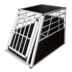 Cușcă de transport câine L