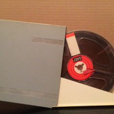 Banda Magnetofon BASF + cutie PROFI - diametru rola 13 cm- stare foarte buna/RFG