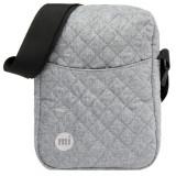 Borseta de umar Mi-Pac Flight Bag Quilted Gri (Masura Universala) - Cod 2492564