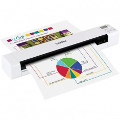 Scanner Brother DS-820W A4 7.5 ppm