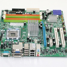 Placa de baza Acer MG43M, 4xDDR3, LGA775, 6xSATA2, PCI-Express, DVI, VGA, Pentru INTEL, MicroATX