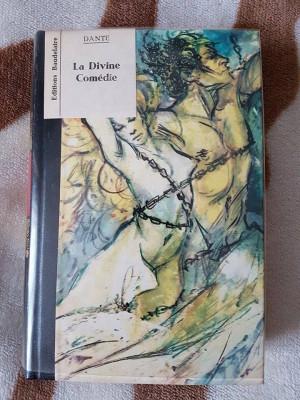 LA DIVINE COMEDIE-DANTE ALIGHERI (FRANCEZA) foto