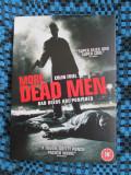 MORE DEAD MEN (1 DVD ORIGINAL, FILM cu Colin FRIEL - CA NOU!!!)