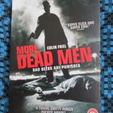 MORE DEAD MEN (1 DVD ORIGINAL, FILM cu Colin FRIEL - CA NOU!!!) - Film thriller, Engleza