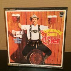 Banda Magnetofon Inregistrata - Oficial !! - Franz Lang - RFG/Philips Rec/RFG