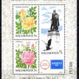 UNGARIA 1986, Flora, serie neuzata, MNH, Nestampilat