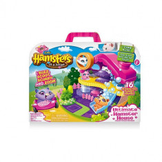 Hamsters in a House-Ultimate House Playset ZU5102, Unisex