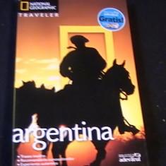 ARGENTINA-NATIONAL GEOGRAFIC- TRAVELER- - Ghid de calatorie