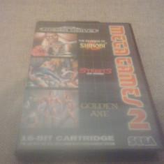 Mega Games 2 - SEGA Mega Drive - Jocuri Sega, Board games, 3+, Multiplayer