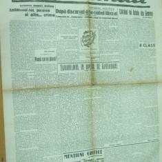 Cuvantul 4 octombrie 1929 Nae Ionescu Mihail Sebastian Nasaud Iasi Ploiesti