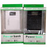PowerBank / Baterie externa Smart cu 2 iesiri USB 3, 1A - 10400 mAh