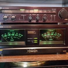 Onkyo M-5570 & P-3370, Set preamplificator si final - Amplificator audio