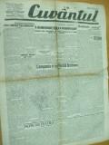 Cuvantul 4 octombrie 1929 Nae Ionescu Sibiu Craiova Giurgiu aviatie Bratianu, Nae Ionescu