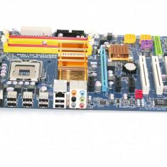 Placa de baza GIGABYTE GA-EP35-DS3, FSB 1600, LGA 775, 4xDDR2, 6xSATA, garantie., Pentru INTEL, Socket: 1155, ATX