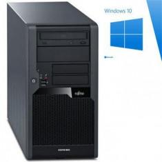 Calculator Refurbished Fujitsu ESPRIMO P5731, E7500, Win 10 Home - Sisteme desktop fara monitor Siemens