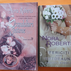 2 romane dragoste Nora Roberts / R5P2F - Roman dragoste