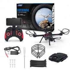 Drona JJRC H11WH Cu WI-FI Camera HD de 2MPx, Nou La Cutie ! 6axe gyroscop