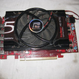 placa video ATI RADEON 5770 1 GB DDR5   ,DEFECTA - artefacte