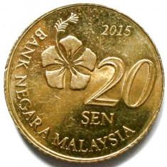 MALAYSIA, 20 SEN 2015, MODEL NOU !!!, Asia, Bronz