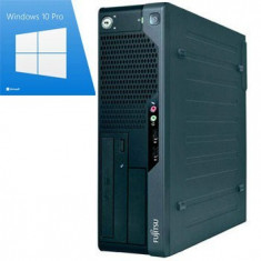 PC Refurbished Fujitsu Esprimo E9900, Core I3-550, Win 10 Pro - Sisteme desktop fara monitor Siemens, Windows 10