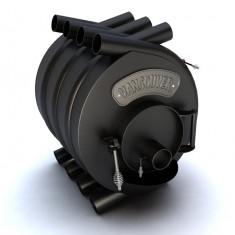 Sobă canadiană pe lemne - Tip 01 VANCOUVER-11 kW, 200 m3 - Centrala termica