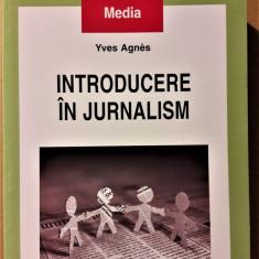 YVES AGNES - INTRODUCERE IN JURNALISM {2011} - Carte de publicitate