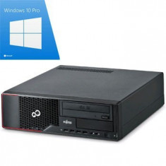 PC Refurbished Fujitsu ESPRIMO E900, Core i3-2100, Win 10 Pro - Sisteme desktop fara monitor Siemens, Windows 10