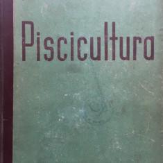 PISCICULTURA - Ing. I. Pojoga