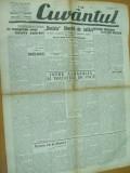 Cuvantul 3 octombrie 1929 Nae Ionescu Alba Iulia Cluj Argetoianu regina Maria, Nae Ionescu