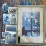Lot ww2 foto militaria razboi germani - Fotografie veche