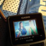 MINI TV LCD CASIO TV-770