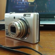 APARAT FOTO NIKON COOLPIX S570 12MP FARA INCARCATOR - Aparat Foto compact Nikon, Compact, 12 Mpx, 4x, 2.7 inch