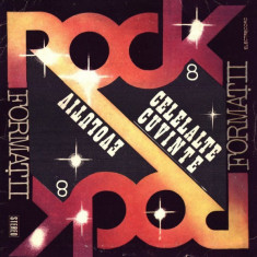 Formatii Rock 8 (LP - Romania - VG), VINIL