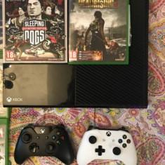 Xbox One Microsoft Consola + jocuri
