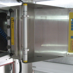JPACK TSS 102R Masina de ambalat la casolete in atmosfera protectoare