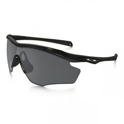 Ochelari de soare OAKLEY M2 Frame XL XL Polished Black Black Iridium (OAK-OO9343-04) foto
