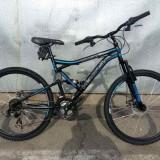 Bicicleta Velors Thunder 2.6 - Mountain Bike, 19 inch, Numar viteze: 21