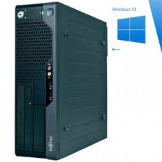PC Refurbished Fujitsu Esprimo E9900, Core I5-650, Win 10 Home - Sisteme desktop fara monitor Siemens, Windows 10