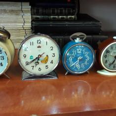 Colectie de ceasuri ale bunicului