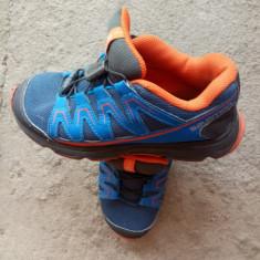 Adidasi copii Salomon, Marime: 33, Culoare: Bleu