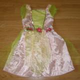 Costum carnaval serbare zana floare pentru copii de 4-5 ani - Costum Halloween, Marime: Masura unica, Culoare: Din imagine