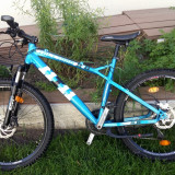Bicicleta McKenzie Hill 1000 - Mountain Bike Nespecificat, 28 inch, 26 inch, Numar viteze: 24