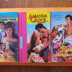 3 romane dragoste Amanda Quick si Jonathan Jefferson / R5P2F - Roman dragoste
