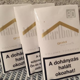 TUTUN MARLBORO gold/rosu 40 g