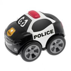 Jucarie Masinuta Electronica de Politie Turbo Team - Jucarie pentru patut Chicco
