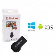 MiraScreen HDMI Streaming Player NOU, Wireless Display, Airplay, Miracast, DLNA - Media player