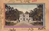 CRAIOVA  PARCUL BIBESCU   CIRCULATA  1912, Printata