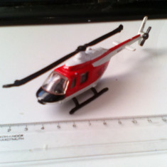 Bnk jc Maisto - elicopter Bell Th-57 Sea Ranger - Macheta Aeromodel